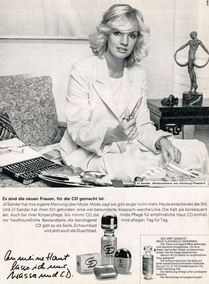 CD-Pflegeserie für Frauen